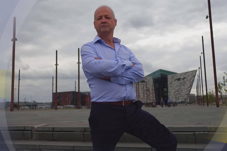 CEO PETER KEELING